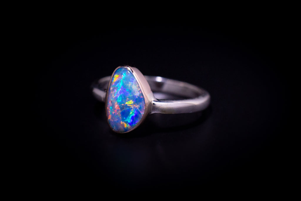 """The Outback"" Opal Ring #3"