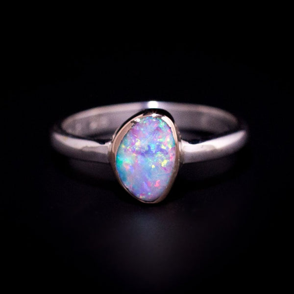 """The Outback"" Opal Ring #12"