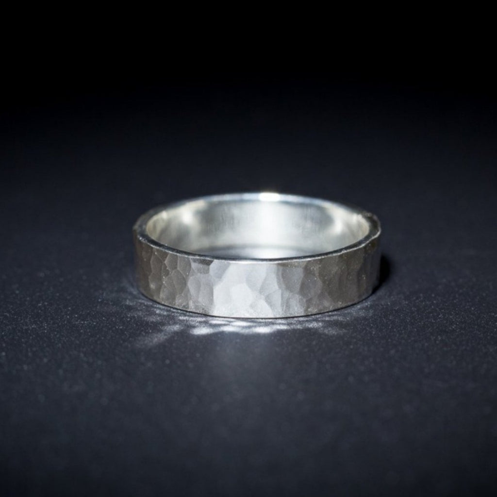 """Oasis"" Band Ring (5mm)"