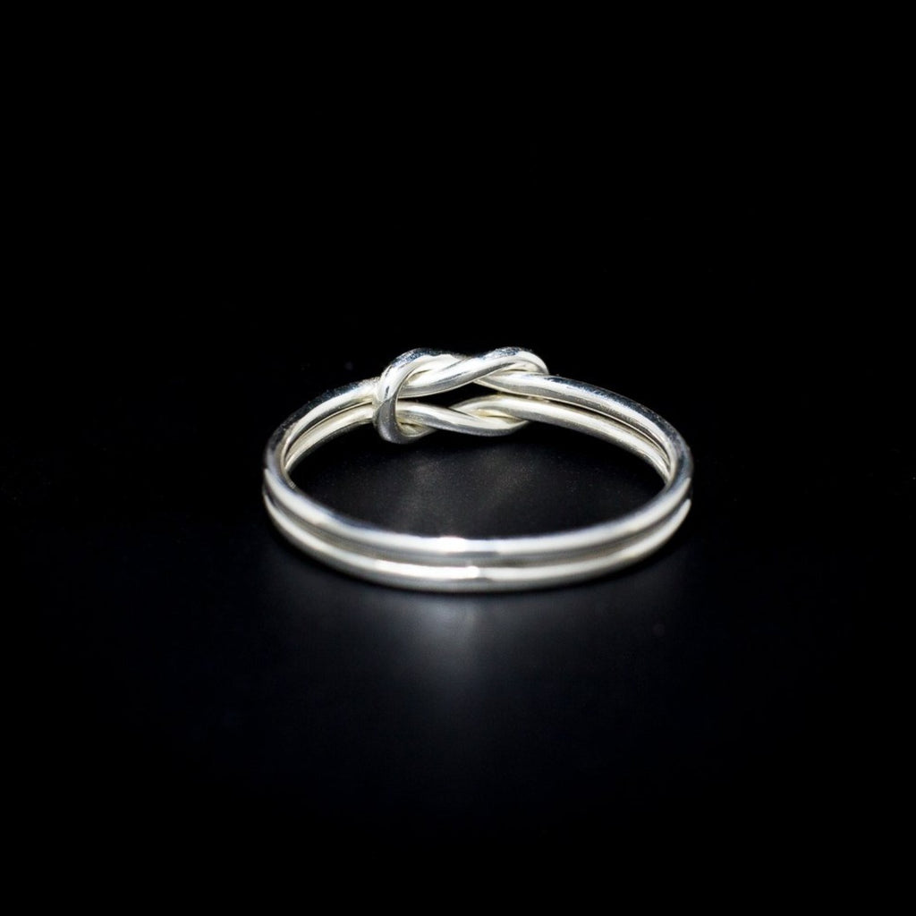 "The ""Knot"" Ring Collection"