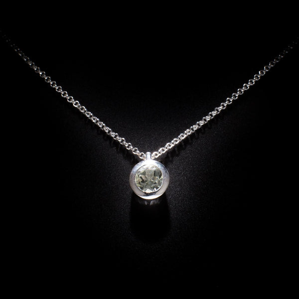 "The ""Petite Satellite"" Pendant Collection"