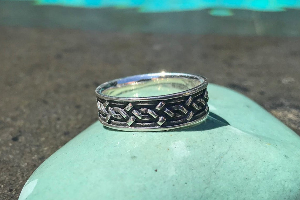 """Celtic"" Ring"