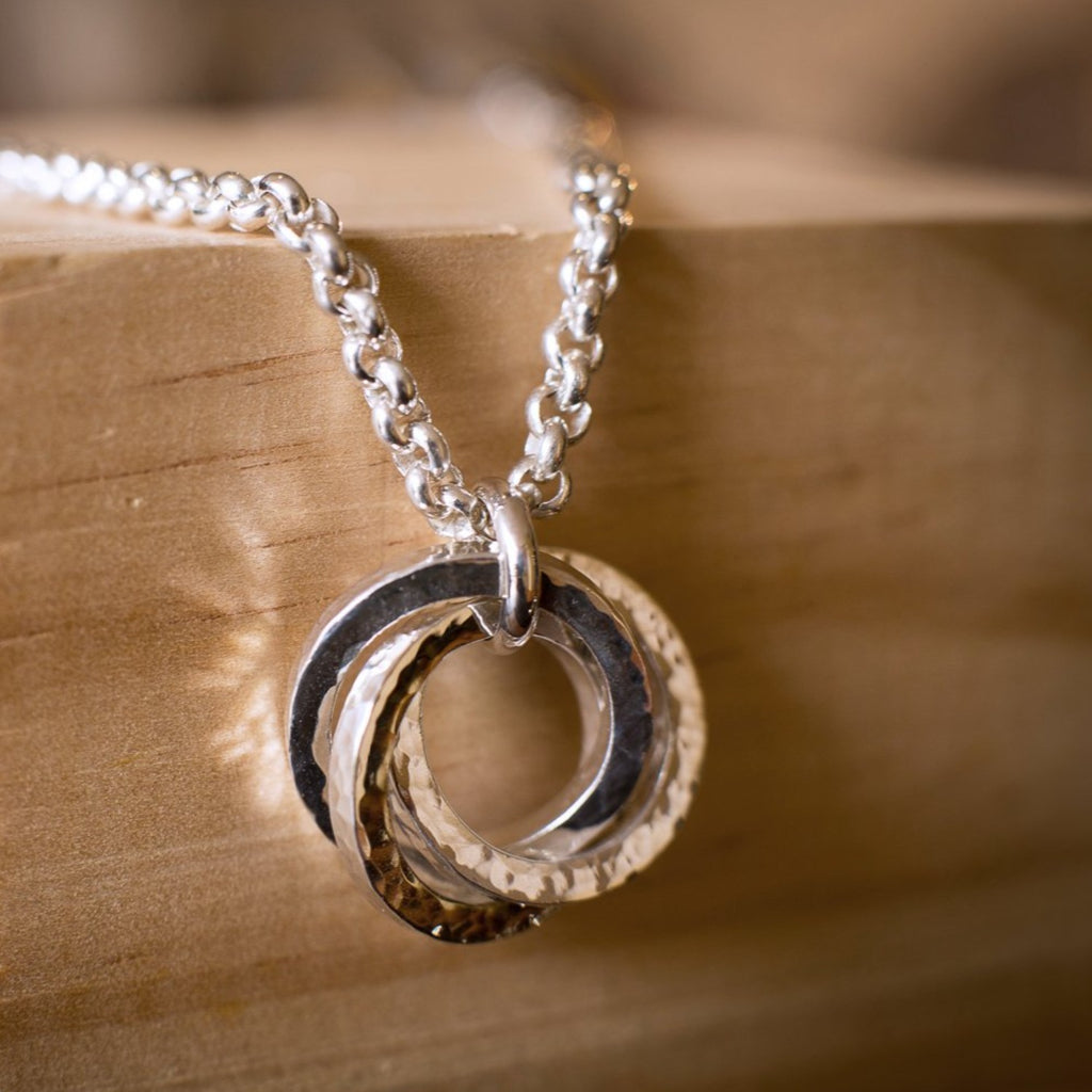 """Oasis"" Helix Necklace"