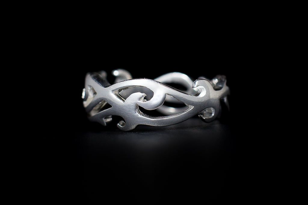 """Wishbone"" Ring"