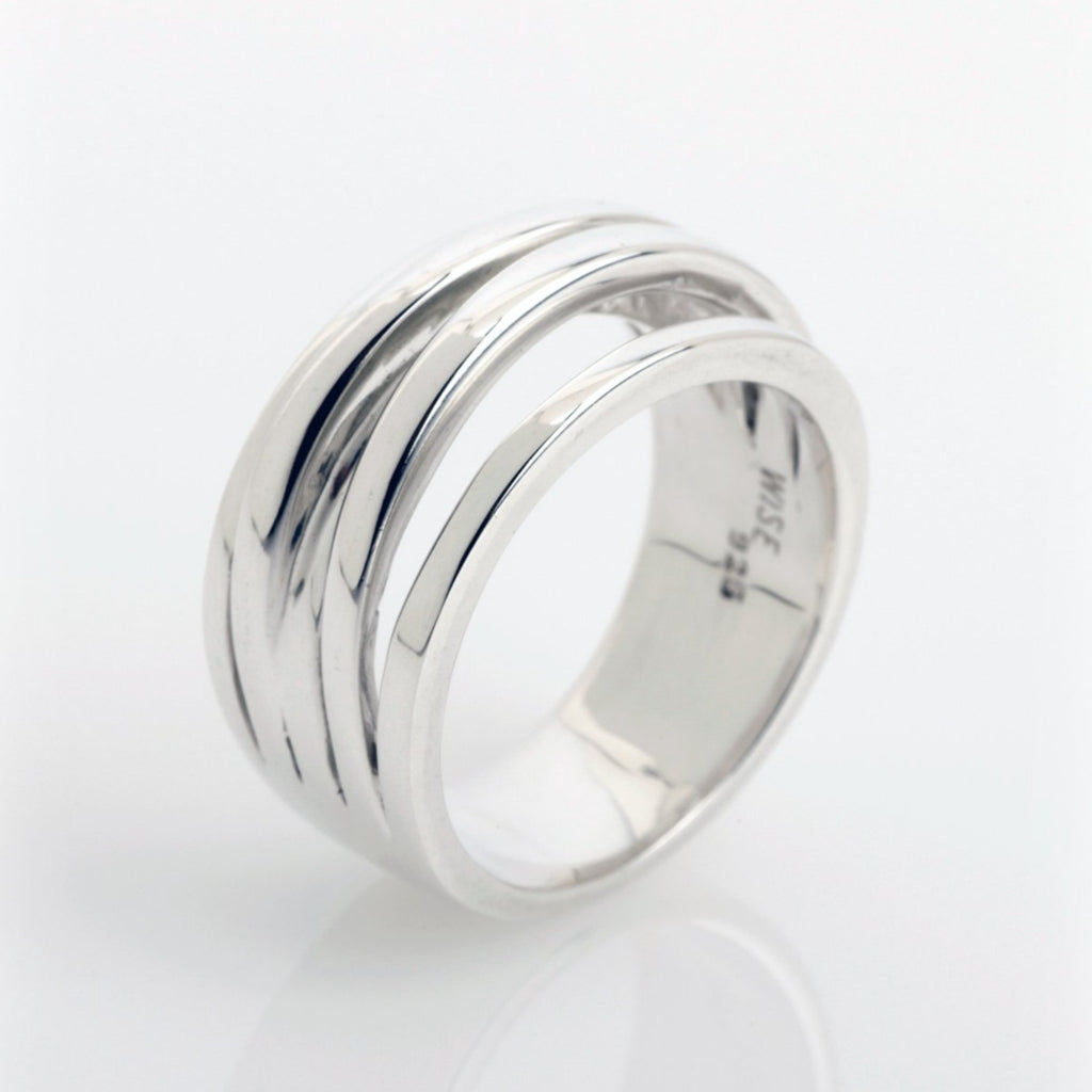 """Waterfall"" Ring"