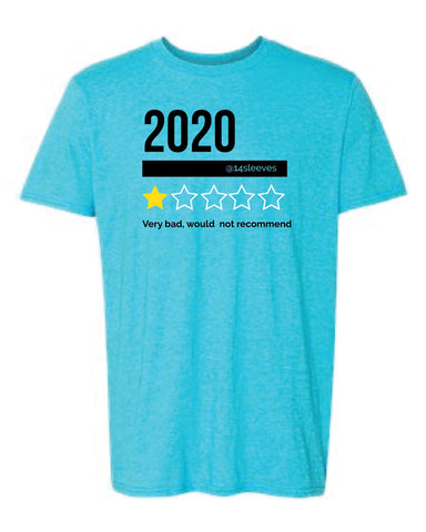 2020 1- STAR funny t-shirt