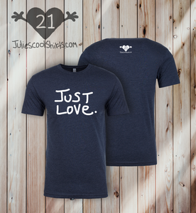 Just Love - midnight navy