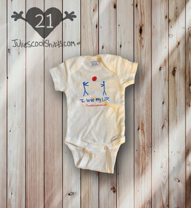 **NEW** Super Cute baby onesie