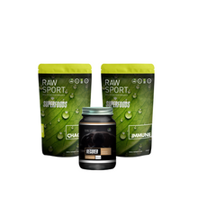 Immune system support collection Product bundle