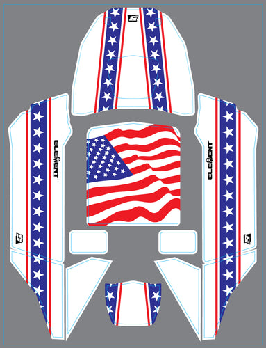 Element Gatekeeper Patriot Wrap