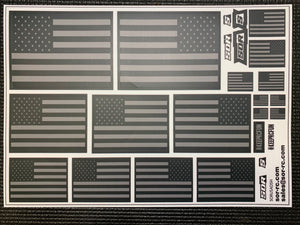 SpecOps Flag Decal Kit