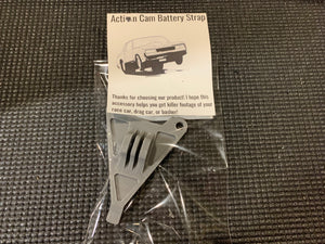 Action Cam Battery Strap