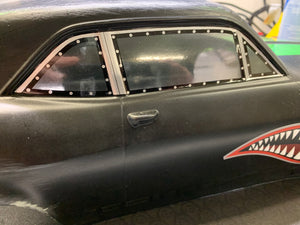 SOR Eliminator Window decals for the PL Nova