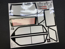 Element RC TrailRunner Clear Window kits