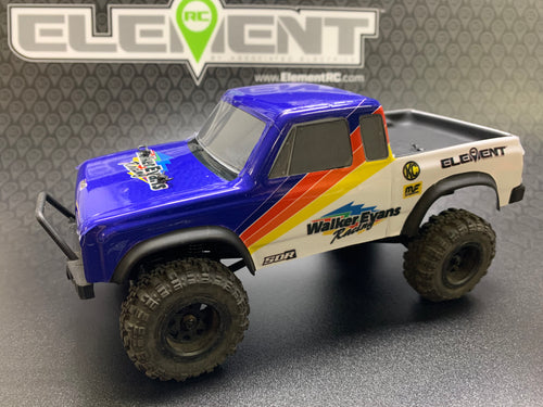 Element RC Enduro24 Walker Evans Racing Wrap