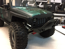 SOR Smoke LED Headlights for Knight Customs Jeep grilles and more