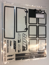 SOR Clear Replacement Window kits