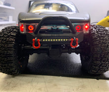 Proline Cliffhanger Toyota grille decal kit