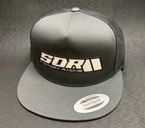 SOR Factory Racing trucker hat