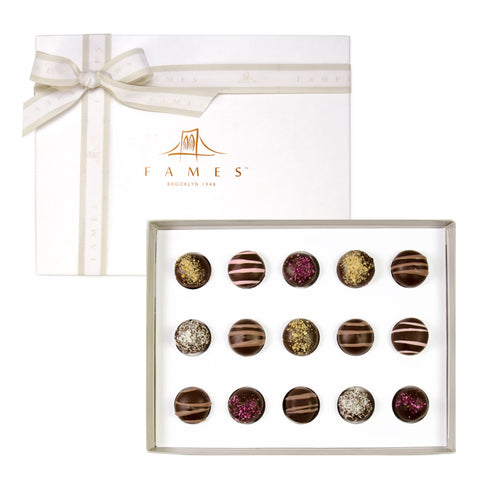 Fancy Chocolate Gift Box