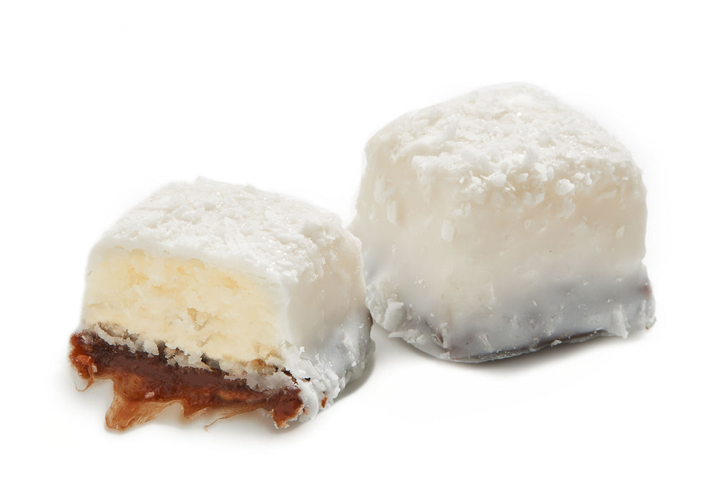 White Coconut Caramel