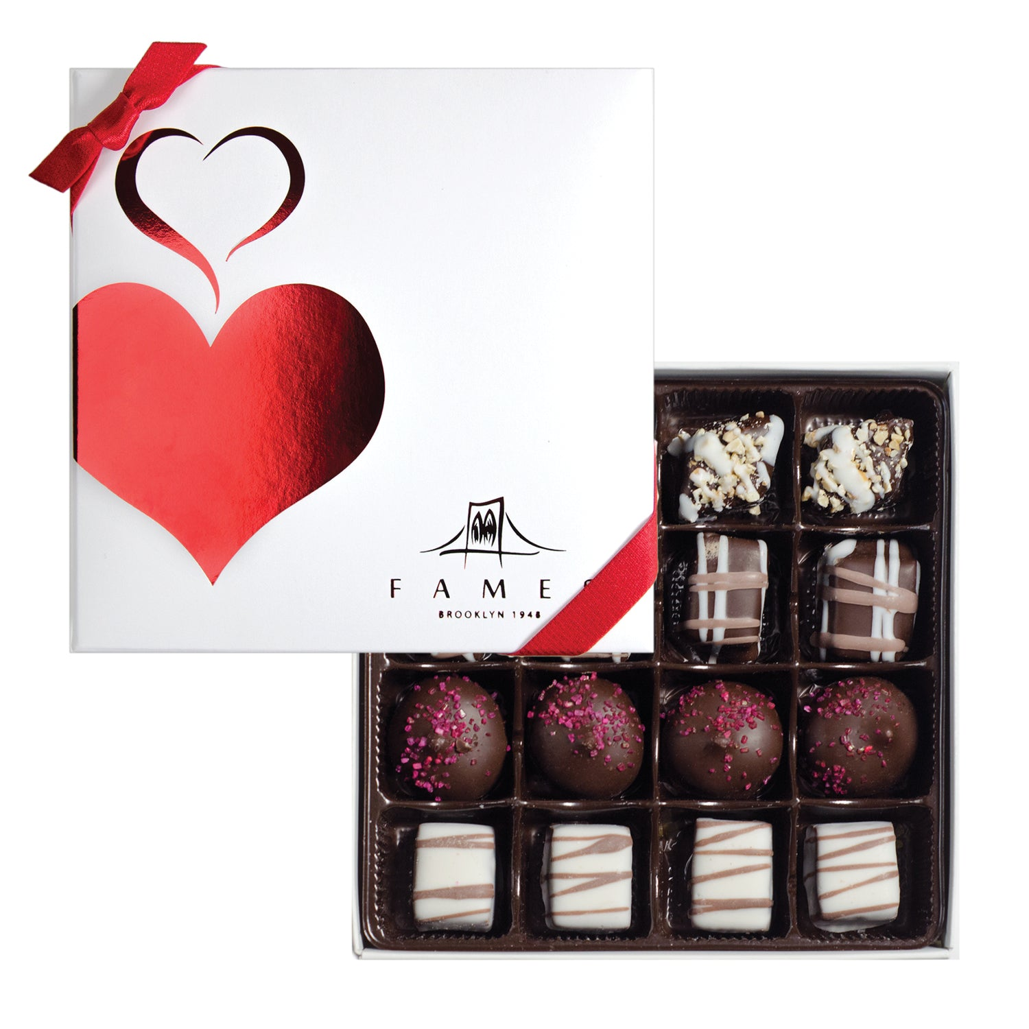 Fames Assorted Chocolate Gift Box