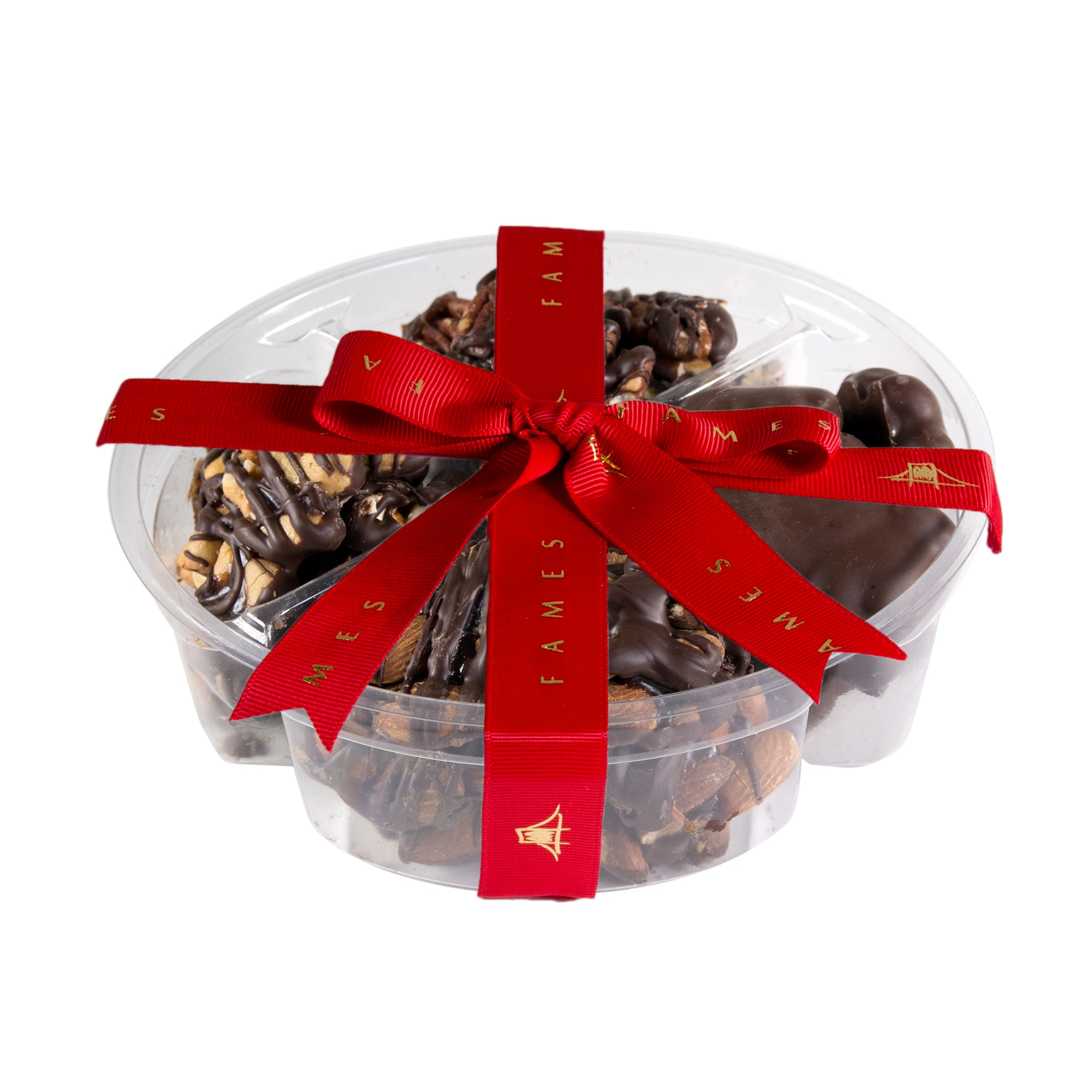 Select 4 chocolates you'd like for your custom chocolate assortment