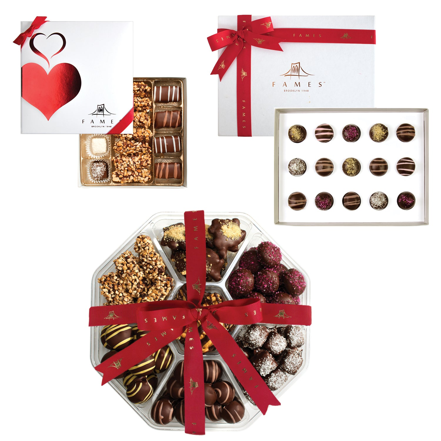 Valentine's Day Chocolate Set