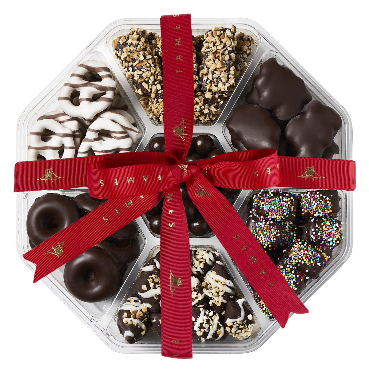 Seventh Heaven Chocolate Assortment Gift - 2 Lb
