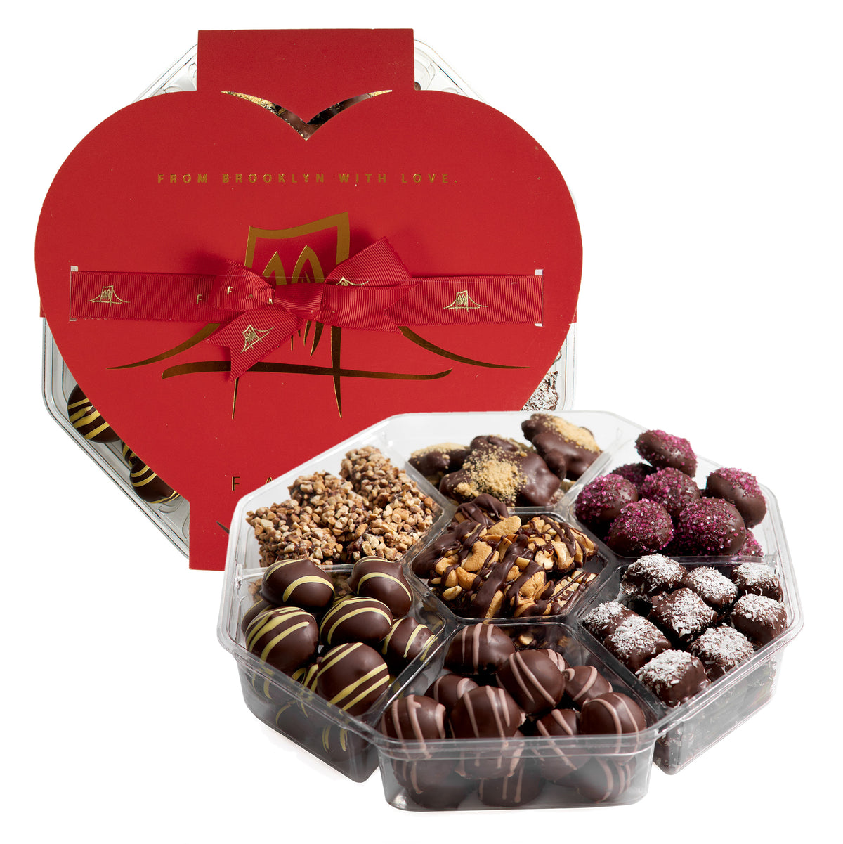 Valentines day chocolate gift