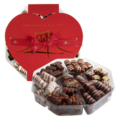 Valentine chocolate  box