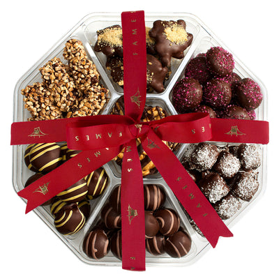 Gourmet Chocolate Holiday Gift Assortment - Kosher