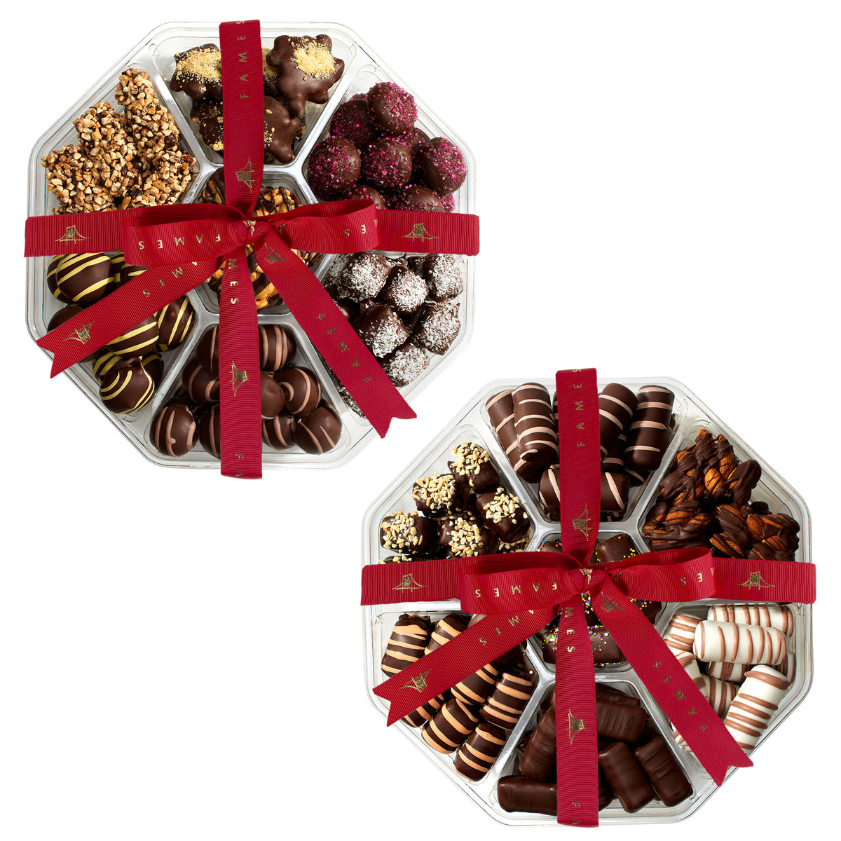 Gourmet Assorted Chocolate Gift Set - 5 Lb Kosher