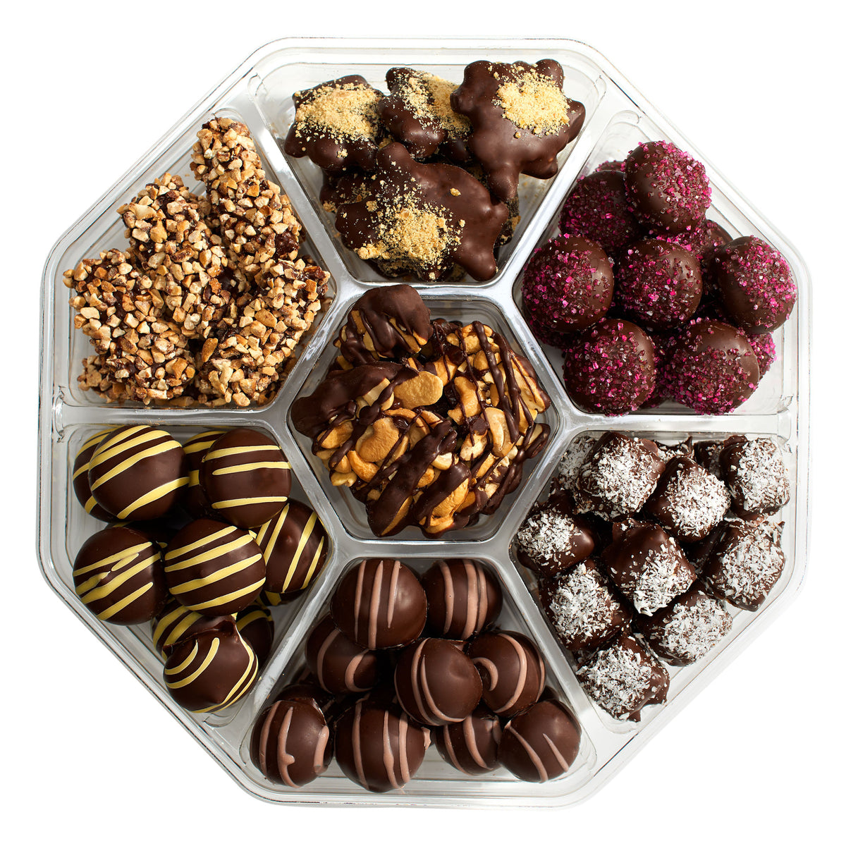 Assorted chocolates gift