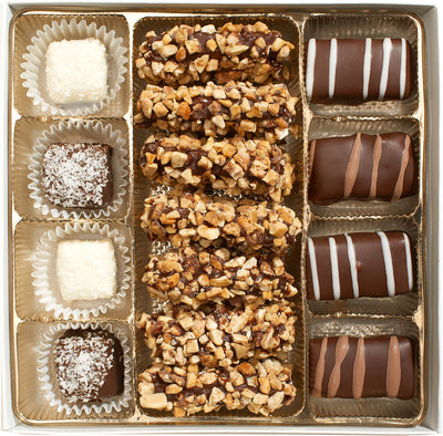 Viennese crunch chocolate gift