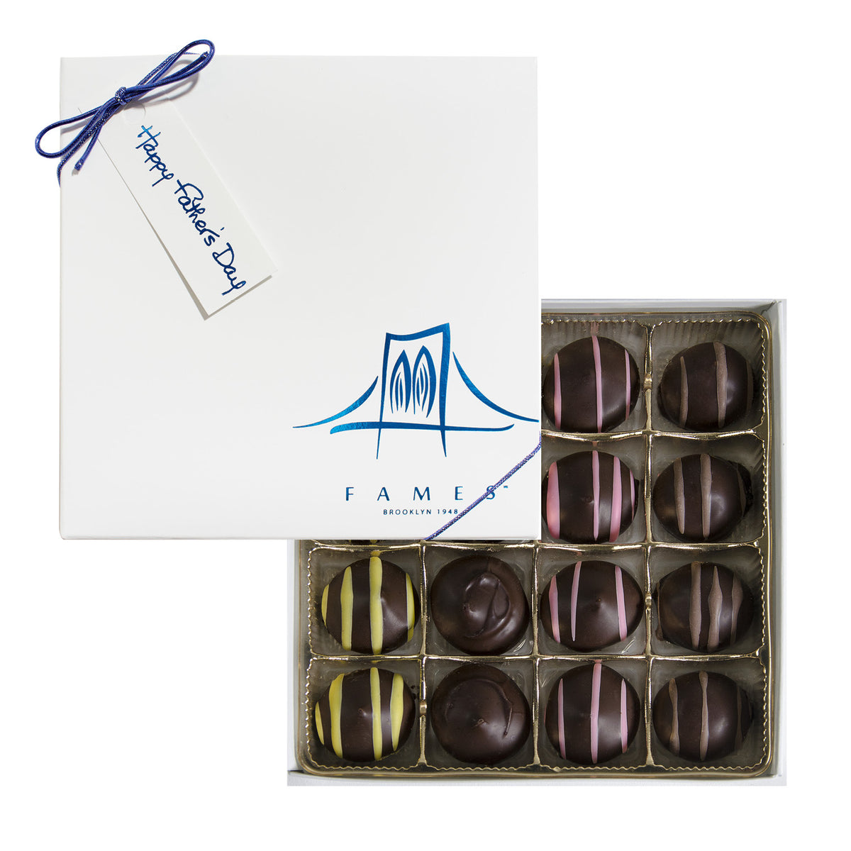 Father's Day chocolate Candy Gift Box