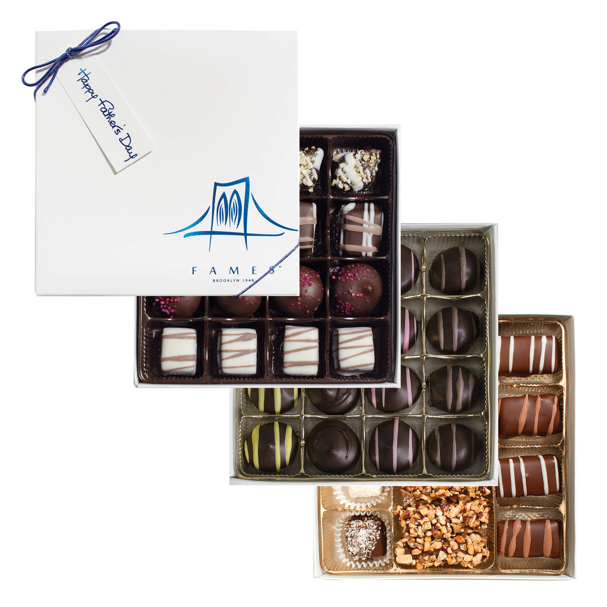 Chocolate Gift box - 3 Pack