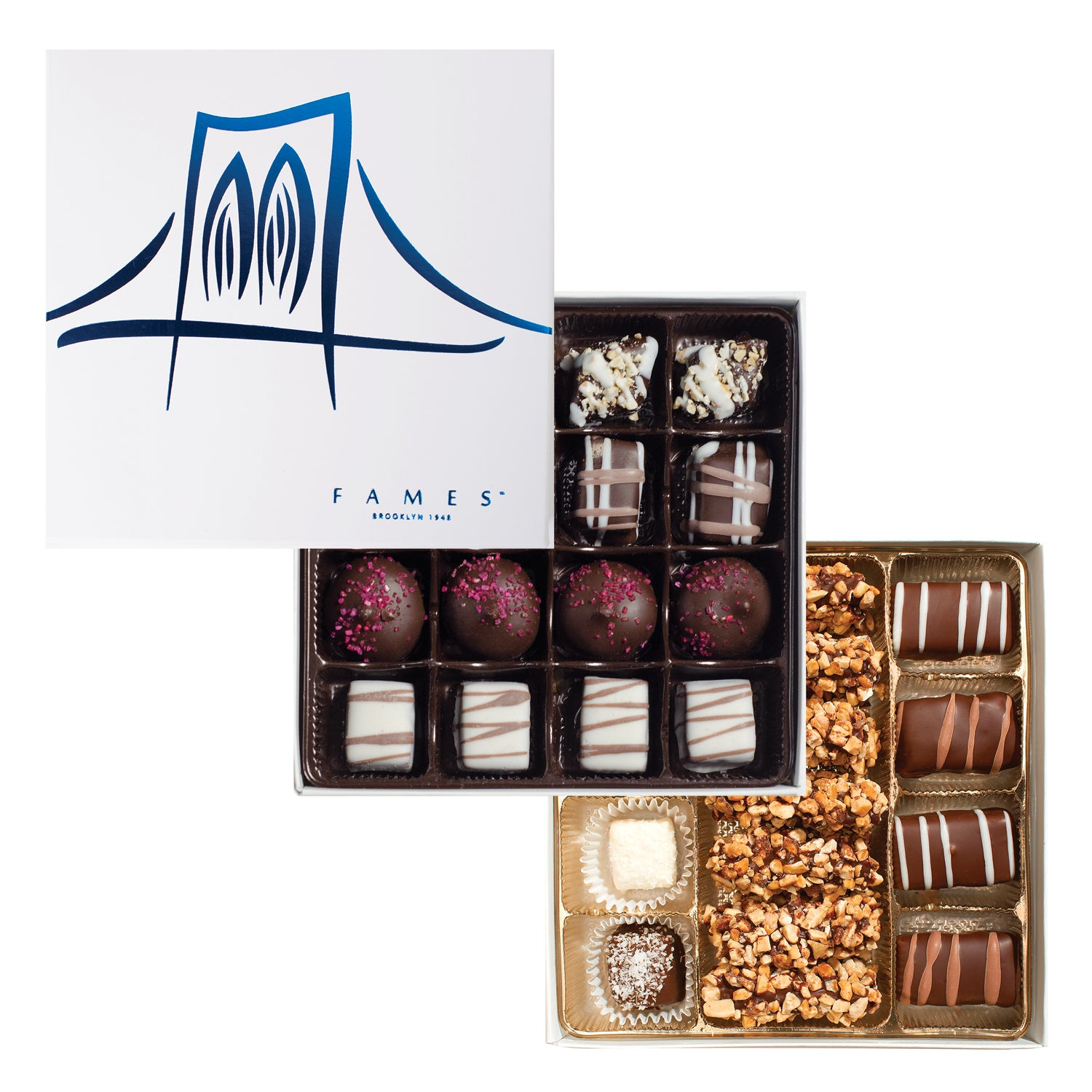 Father's Day Chocolate Gift Box, 31Pc