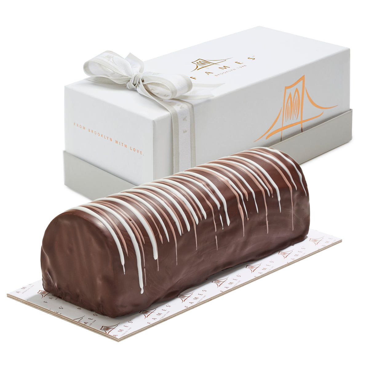 Gourmet truffle Log In Gift Box