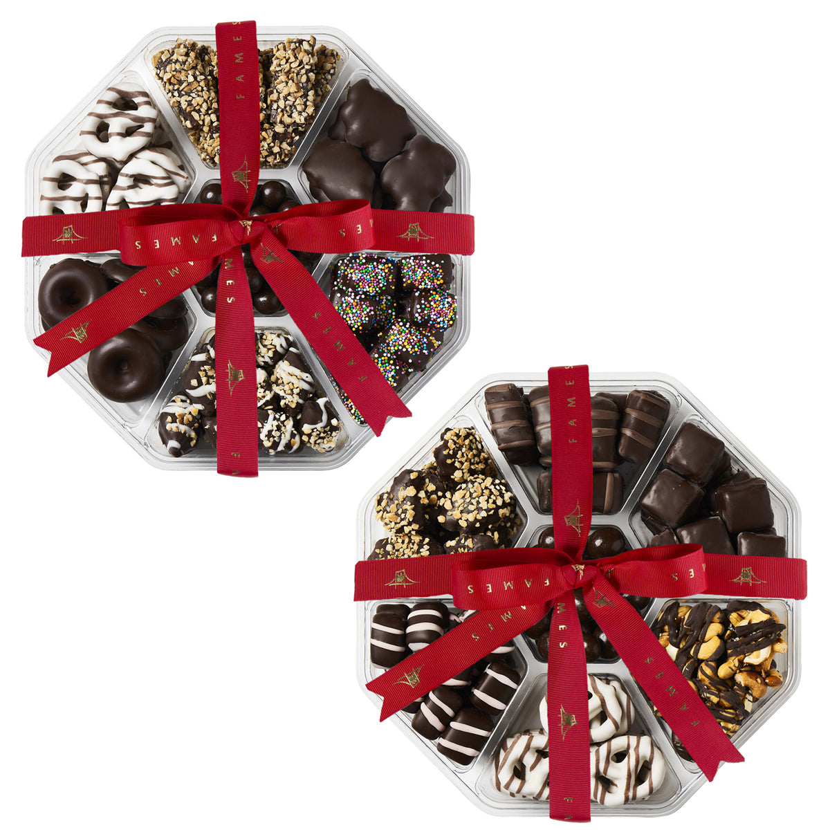 Seventh Heaven Chocolate Assortment - Pack Of Two
