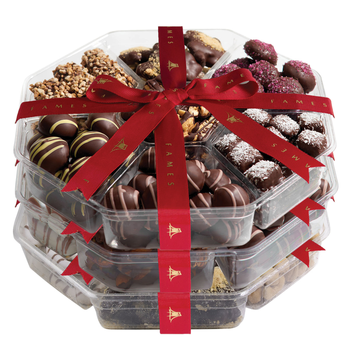 Holiday Chocolate Candy Gift  Set - 7.Pound