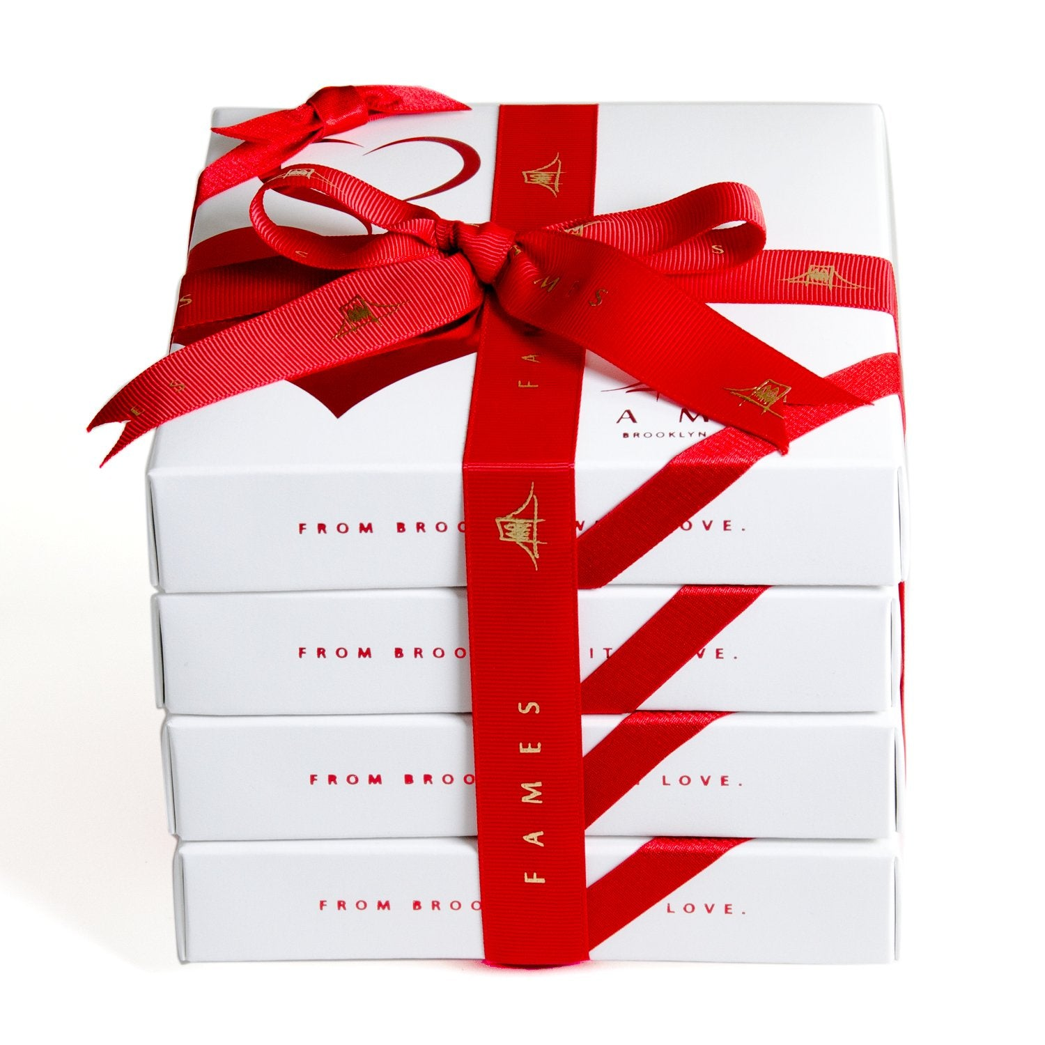Assorted Chocolate Holiday Gift Boxes