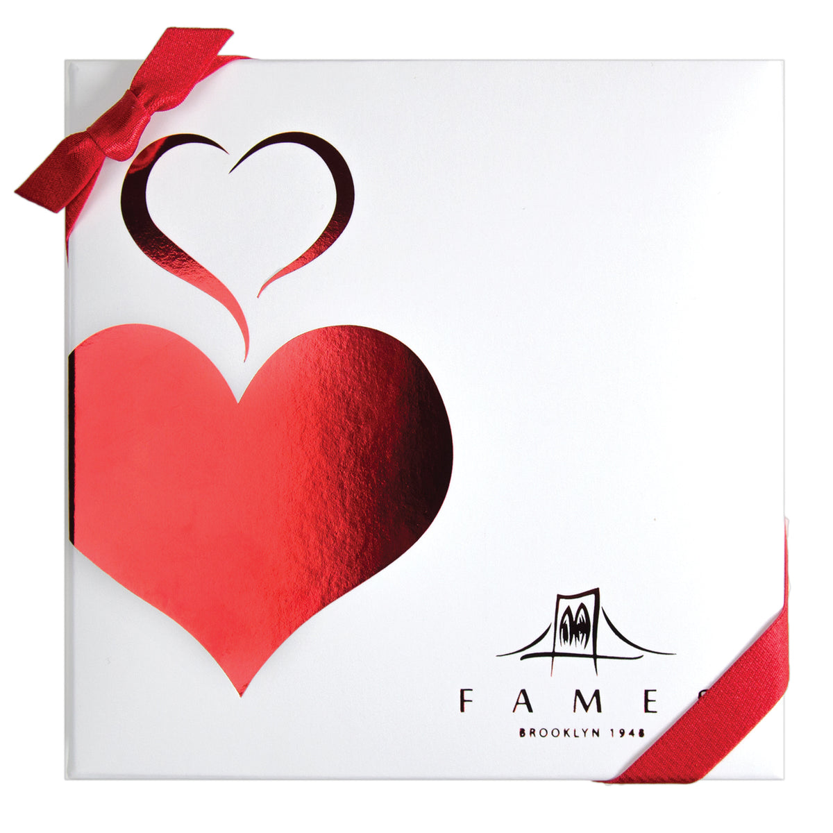 Happy Holiday Chocolate Gift Box - Gourmet  Chocolates That Everyone Loves - Kosher,