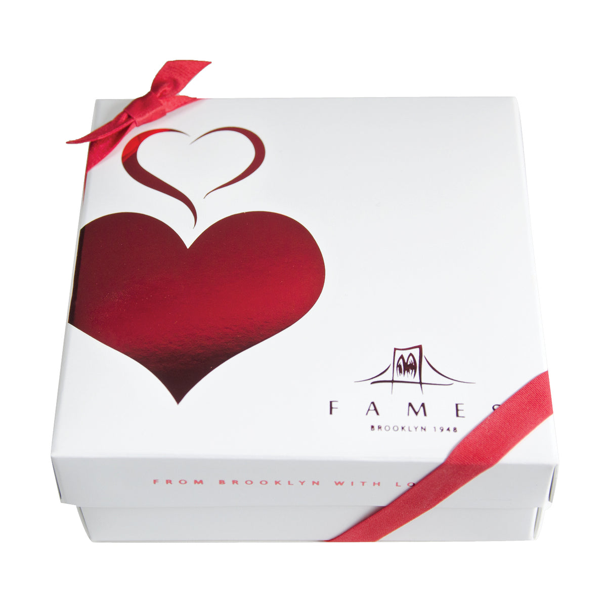 Chocolate Gift Box - Double The Love (31pc)