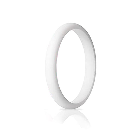 Plain Stackable Silicone Band