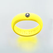 Lemon Silicone Band