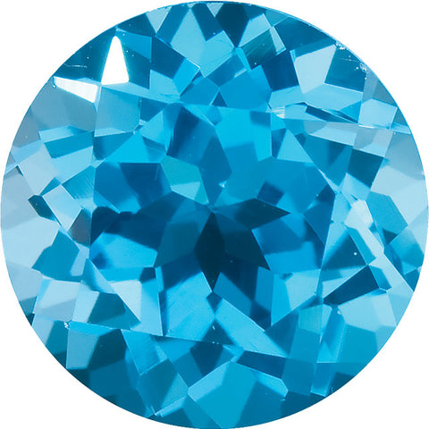 November - Blue Topaz