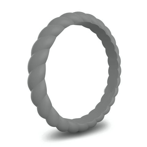 Roping Stackable Band