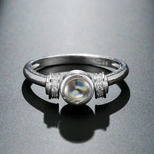 "Load image into Gallery viewer, 100 Language ""I Love You"" Ring"