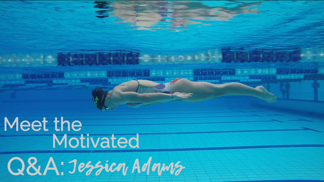 Meet The Motivated: Jessica Adams